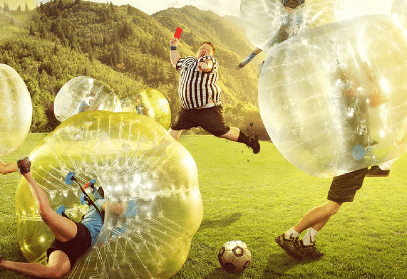 Bubble Football Winterswijk